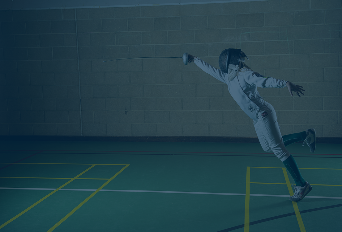 Cerno Capital sponsors Maisie Everett, Olympic fencing hopeful