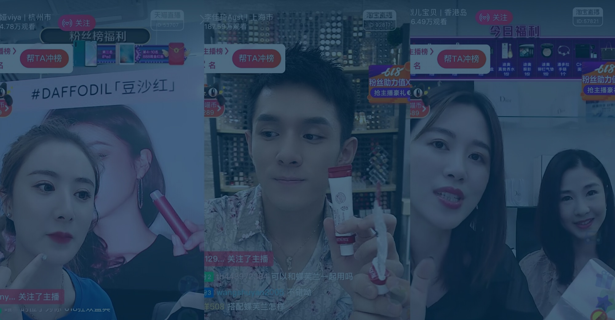Social commerce in China: teleshopping redux