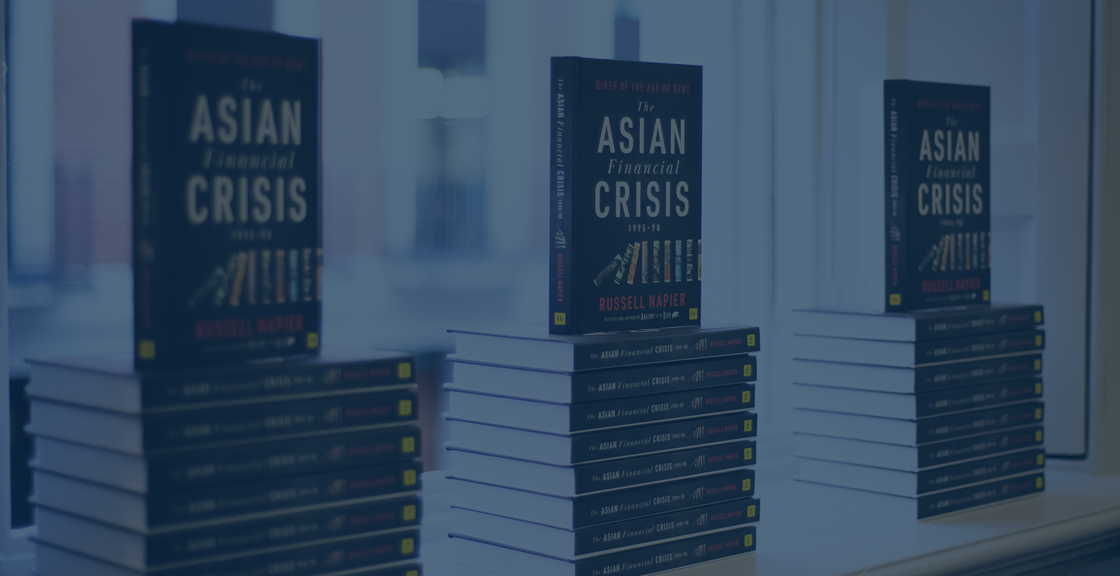 Russell Napier Book Launch – 'The Asian Financial Crisis 1995-1998: Birth of the Age of Debt'